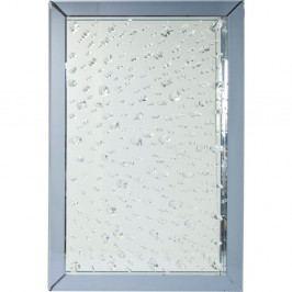 Nástenné zrkadlo Kare Design Raindrops, 120×80 cm