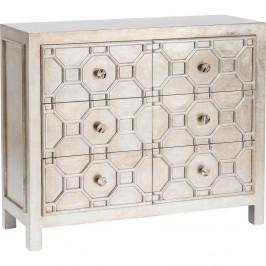 Komoda so 6 zásuvkami Kare Design Alhambra