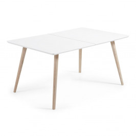 Rozkladací jedálenský stôl La Forma Quatre, dĺžka160-260cm