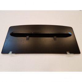Čierna prídavná doska k jedálenskému stolu Folke Griffin, 90 x 45 cm