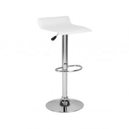 Sada 2 bielych barových stoličiek Actona Dan