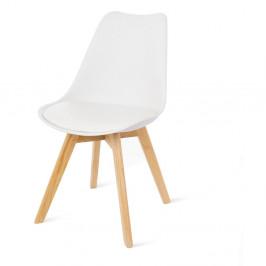 Biela stolička loomi.design