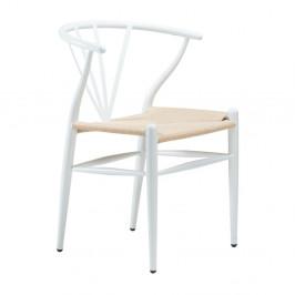 Biela stolička DAN-FORM Denmark Delta