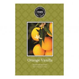 Vonné vrecko s vôňou pomaranča a vanilky Creative Tops Orange Vanilla