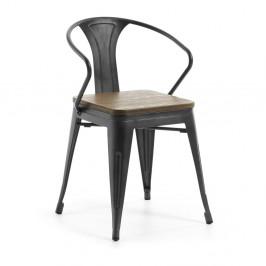Sada 4 záhradných stoličiek La Forma Malibu