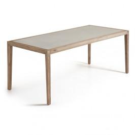 Drevený stôl La Forma Corvette, 200×90cm