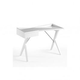 Biely pracovný stôl Ángel Cerdá Reyna