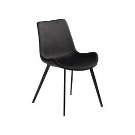 Čierna jedálenská stolička DAN-FORM Denmark Hype