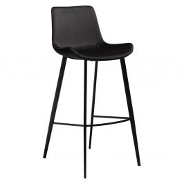 Čierna barová stolička DAN-FORM Denmark Hype