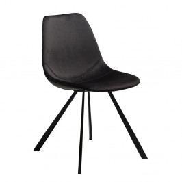 Čierna jedálenská stolička DAN-FORM Denmark Pitch