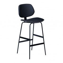 Čierna barová stolička DAN-FORM Denmark Prime