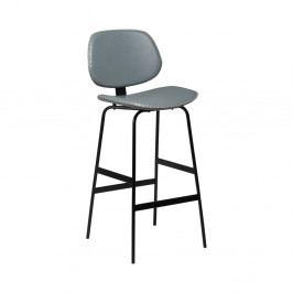 Sivá barová stolička DAN-FORM Denmark Prime