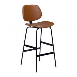 Hnedá barová stolička DAN-FORM Denmark Prime