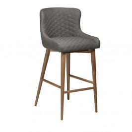 Svetlohnedá barová stolička DAN-FORM Denmark Vetro