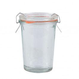 Zavárací pohár s vekom KJ Collection, 230 ml