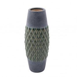 Keramická váza Zuiver Nito Moss, výška35,5 cm
