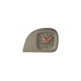 Sivé stolové hodiny Zuiver Doblo