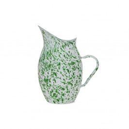 Zeleno-biely džbán Garden Trading Kewsick, 2,8 l
