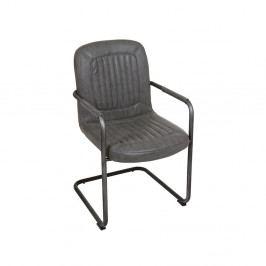 Sivá stolička Santiago Pons Loft