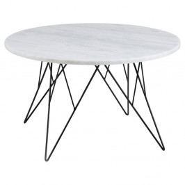 Biely konferenčný stolík Actona Prunus