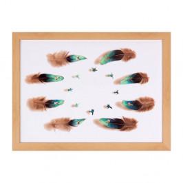 Obraz sømcasa Indie, 40×30 cm
