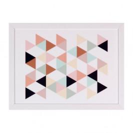 Obraz sømcasa Bow Art, 40×30 cm