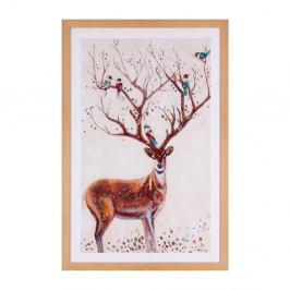 Obraz sømcasa Deer, 40×60 cm