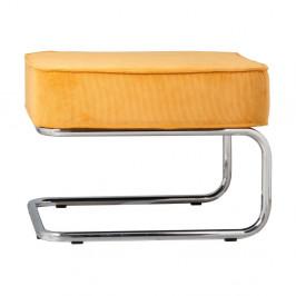 Žltá podnožka Zuiver Rib