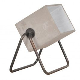 Betónová stojacia lampa Zuiver Concrete Up