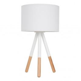 Biela stolová lampa Zuiver Highland
