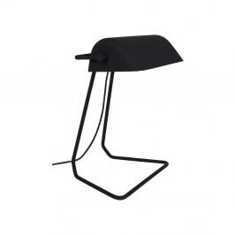 Čierna stolová lampa Zuiver Broker