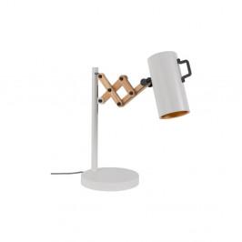 Biela stolová lampa Zuiver Flex