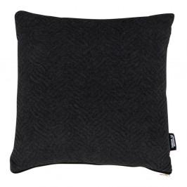 Čierny vankúšik House Nordic Ferrel, 45 × 45 cm