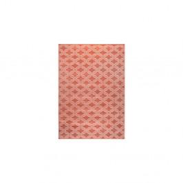 Ružový koberec White Label Feike, 160×230cm