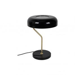 Čierna stolová lampa Dutchbone Eclipse