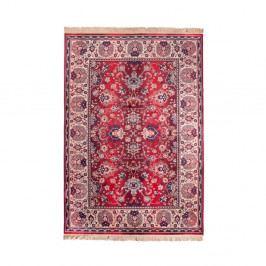 Červený koberec Dutchbone Bid, 170×240 cm