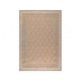 Béžový ručne vyrábaný koberec Dutchbone Kasba, 170×240 cm