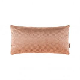 Ružový vankúš Dutchbone Spencer, 60×30cm