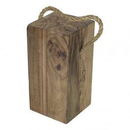 Stolička z teakového dreva HSM collection