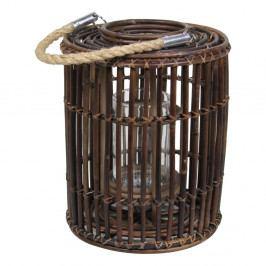 Lampáš z bambusu HSM Collection Sarangino