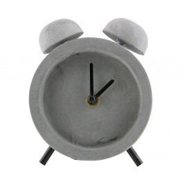Betónové stolové hodiny De Eekhoorn Job