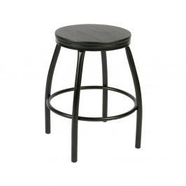 Čierna stolička De Eekhoorn Nomi