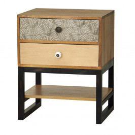 Drevený nočný stolík Livin Hill Portogrande