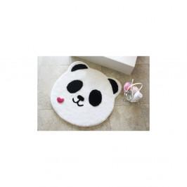 Kúpeľňová predložka s motívom pandy Alessia, Ø90cm