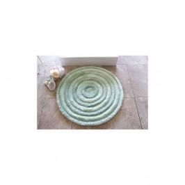 Kúpeľňová predožka Alessia Round Mint, Ø90 cm