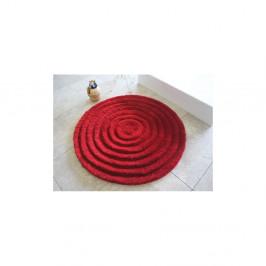 Kúpeľňová predložka Round Red, Ø90 cm
