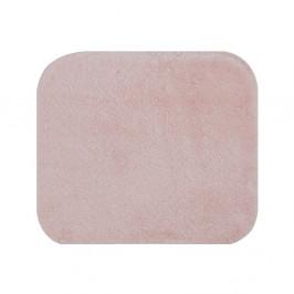 Ružová predložka do kúpeľne Confetti Miami, 50x57cm