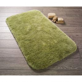 Zelená predložka do kúpeľne Confetti Bathmats Miami, 50x57cm