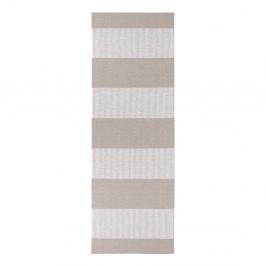Hnedý behúň vhodný do exteriéru Narma Norrby, 70 × 250 cm
