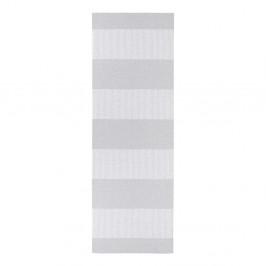 Sivý koberec vhodný do exteriéru Narma Norrby, 70 × 100 cm